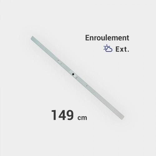 Lame intermédiaire ou finale à serrure EEX