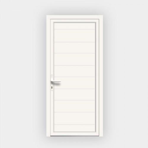 Porte d'entrée en PVC 115