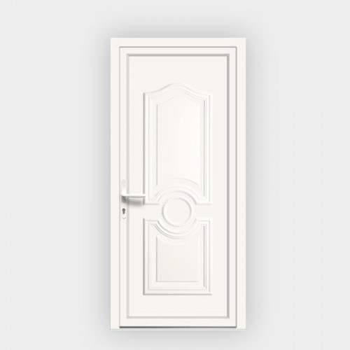 Porte d'entrée en PVC Celia