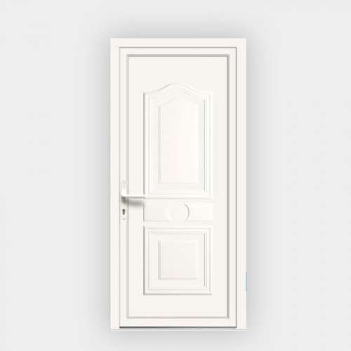 Porte d'entrée en PVC Athena
