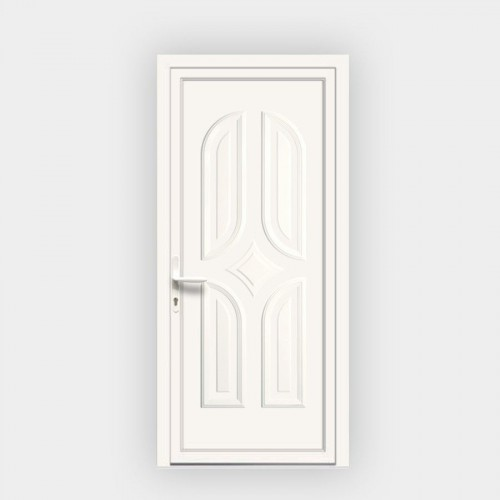 Porte d'entrée en PVC Samba