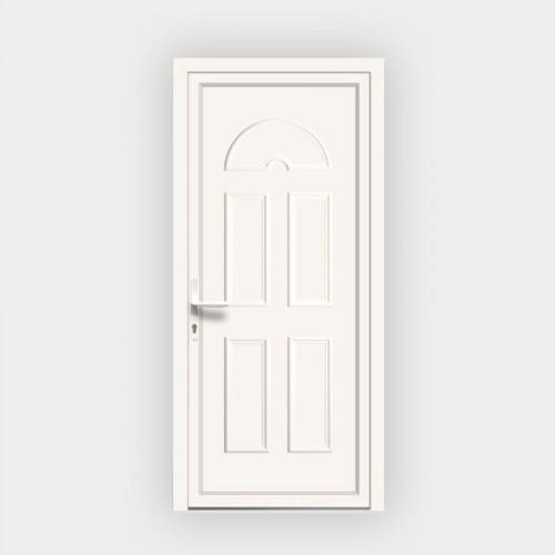 Porte d'entrée en PVC Eva