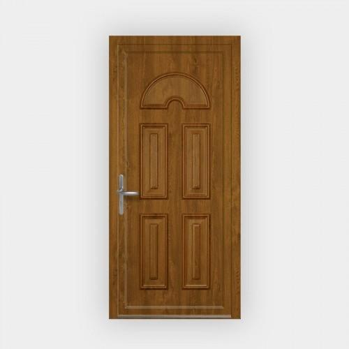 Porte d'entrée en PVC Emilia