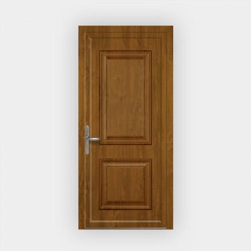 Porte d'entrée en PVC Gispana
