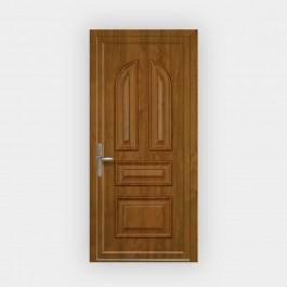 Porte d'entrée en PVC Janella