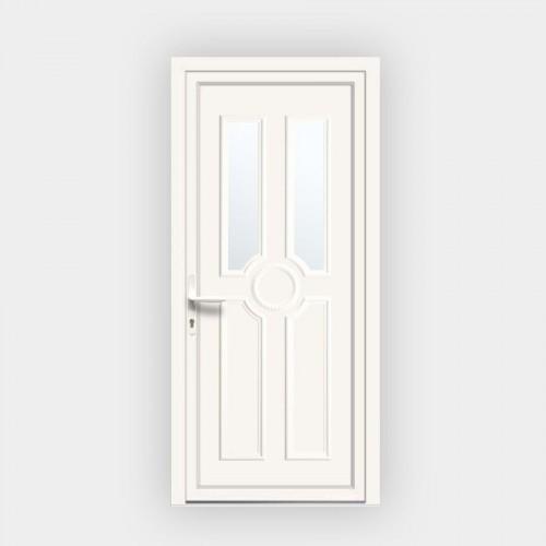 Porte d'entrée en PVC Titia vitrée