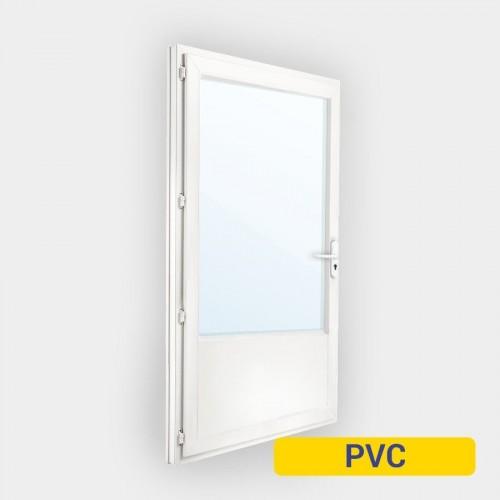 Porte-fenêtre à barillet 1 ouvrant