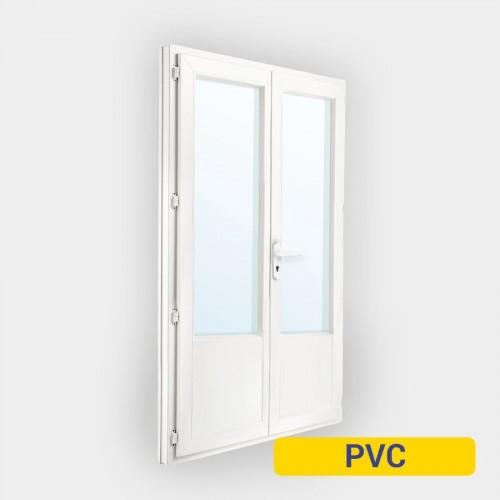 Porte fenêtre à barillet 2 ouvrants