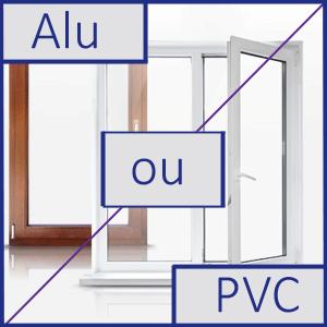 Découvrez comment différencier l'alu du PVC pour votre fenêtre