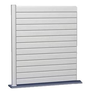 Ntre module de clôture horizontale ajouréee de 180 cm de haut