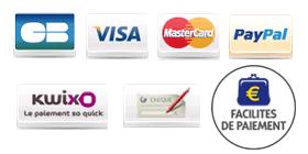 Les différents modes de paiement chez Gefradis