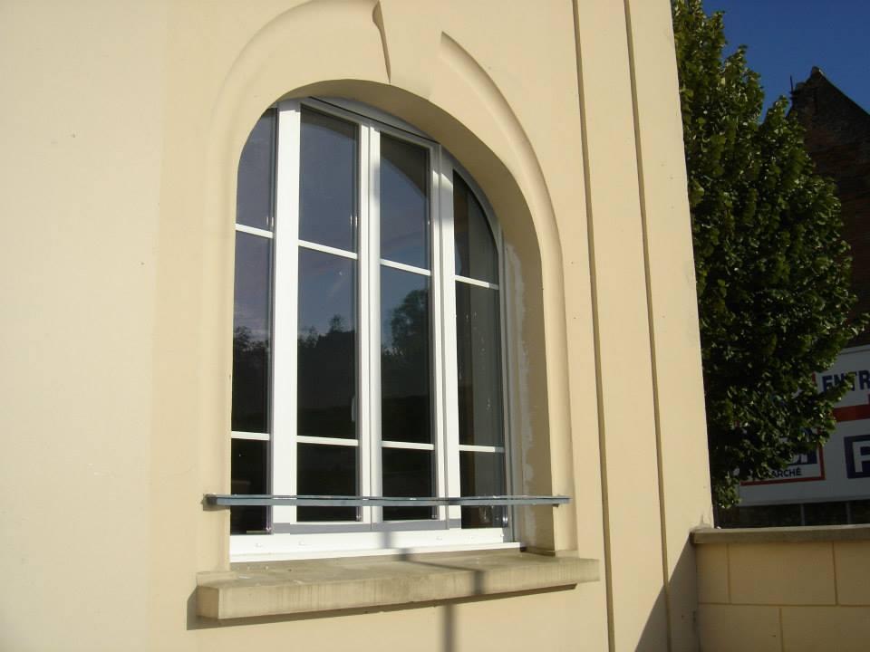 Fenêtre PVC sur-mesure pas chère - Gefradis - photo de nos clients