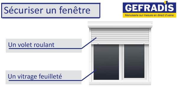 2 astuces efficaces pour sécuriser sa fenêtre