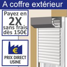 Volet Roulant Sur Mesure Fabrique En France A Prix Direct Usine
